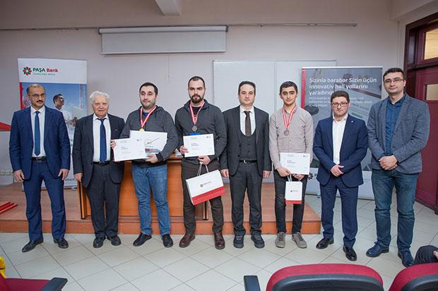 Объявлены победители конкурса программистов PASHA Bank Cup