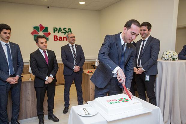 PASHA Bank открыл отделение по обслуживанию МСБ в торговом центре Садарак