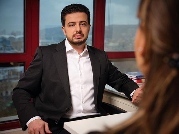 Главный директор по комплаенсу и управлению Банка PASHA Bank Анар Керимов