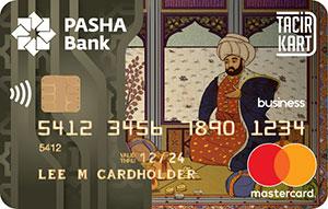 MasterCard Tacirkart