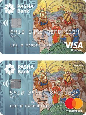 Visa MasterCard Business